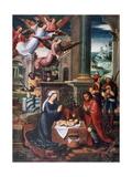 The Nativity  C1500-1550