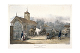 Zoological Gardens  Regent's Park  London  1835