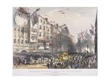 Temple Bar  London  1837