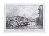 London Bridge  London  1832