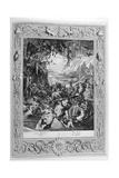 Scene of Hell  1733