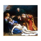 The Three Maries (The Dead Christ Mourned)  C1604