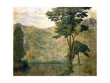Green Landscape  C1901