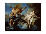 Perseus and Andromeda  17th Century