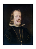 Philip IV of Spain  C1656