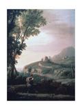Pastoral Landscape  C1620-1682