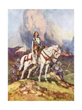 Joan of Arc  the Country Girl Who Led a King to Victory  20th Century