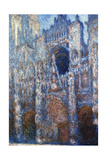 Rouen Cathedral  Sunlight  1894