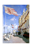 Hotel Des Roches Noires  Trouville  1870