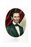 Abraham Lincoln (1809-6)  C1865