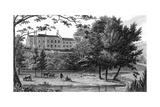 Betchworth Castle  Surrey  19th Century