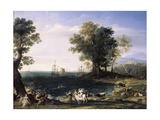 Rape of Europa  1655