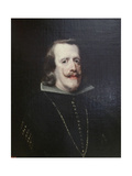 Portrait of Philip IV of Spain  C1656-C1660