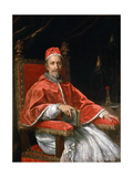 Portrait of Pope Clement IX  1669