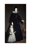 Dona Antonia Ifenarrietta and Her Son  1631
