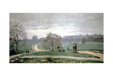 Hyde Park  London  1871