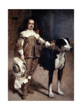 Court Dwarf Don Antonio El Inglés  1640-1645