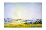 View over Putbus  1824-1825