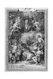 Bernard De Fontenelle  1728-1729