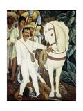 Agrarian Leader Zapata  1931