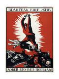 Soviet Political Poster  1920
