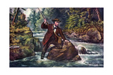 Brook Trout Fishing  1862
