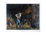 Husking  1861