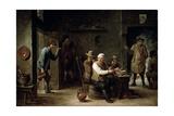 In a Tavern  1640S