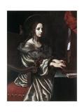 Saint Cecilia  1640S