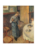 The Young Servant  1882