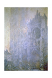 Rouen Cathedral  Early Morning Light  1894