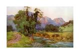 Yewdale Crags  Coniston  Cumbria  1924-1926