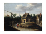 Country Landscape  17th Century