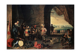 The Guardroom  1642