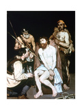The Mocking of Christ  1885