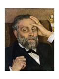 Portrait of Pontus Fürstenberg  1883