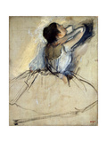 Dancer, C1874 Giclée par Edgar Degas
