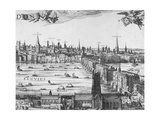 Panorama of London  1616