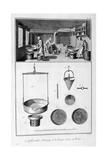 Interior of a Confectioner  1751-1777