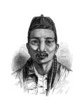 Ko-Tsching Dschang  1848