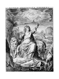 Allegorical View of Africa  Early 17th Century