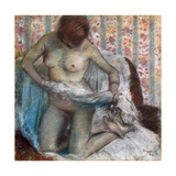 Toilet of a Woman  1884