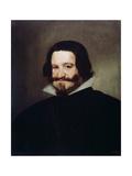 Portrait of Count-Duke of Olivares  1638