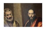 Saints Peter and Paul  C1587-C1592