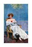 Under the Mistletoe  1908-1909