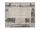 St Paul's Cathedral  City of London  1725