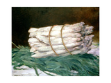 Bundle of Asparagus  1880