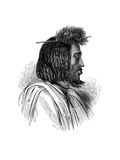 Souakiny Chief  1848