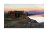 Kom Ombo Temple  Egypt  1856
