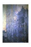 Rouen Cathedral  Early Morning  1894